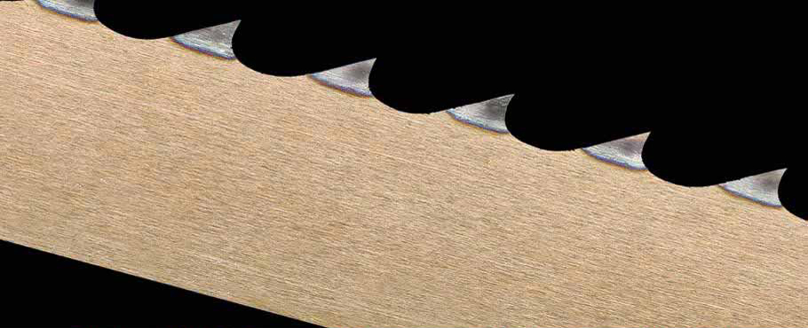 Timber Wolf Band Mill & Resaw Blades From 1 to 2 Inches